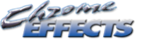 chrome effects logo