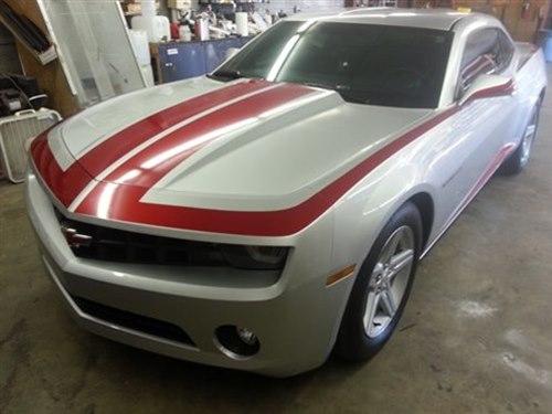 Custom Graphics From Auto Trim Design Of Memphis TN - Graphics for a car